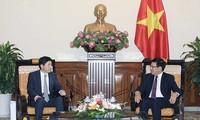 Südkoreanische Regierung bezeichnet Vietnam als Partner Nummer 1 in Entwicklungshilfe