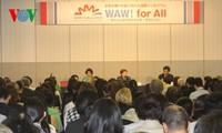 Geschlechtergleichberechtigung für Förderung der Frauen