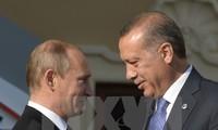 Russland will Beziehungen zur Türkei wiederbeleben und entwickeln