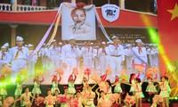 Aktivitäten zur Feier der August-Revolution und des Nationalfeiertags