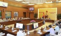 Ständiger Parlamentsausschuss diskutiert Entwurf des geänderten Gesetzes über Technologietransfer