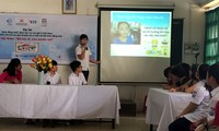 Seminar über Geschlechtergleichberechtigung für Kinder