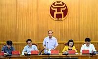 Premierminister: Hanoi soll Modell der Schnellreaktionskräfte für Lebensmittelhygiene entwickeln
