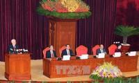 Parteiaufbau: wichtiger Faktor zur Verstärkung der Partei