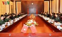 Vietnam und China richten sich auf eine Vision für eine Verteidigungszusammenarbeit ein