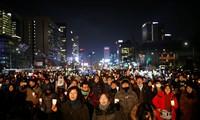 Südkoreas Opposition beantragt beim Parlament Anklage gegen Präsidentin