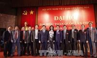 Vizepremierminister Trinh Dinh Dung nimmt an Konferenz der vietnamesisch-russischen Freundschaftsges