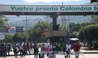 Venezuela und Kolumbien öffnen Grenzübergang wieder