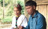 Der einzigartige folkloristische Tom-Gesang der Volksgruppe der Kho Mu