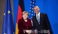 Letzter Anruf von US-Präsident Obama geht an deutsche Bundeskanzlerin Merkel