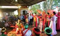 Vietnamesische Kultureigenschaften in der Welt bekräftigen