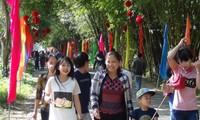 Ca Mau und Sapa empfangen viele Touristen zum Neujahr