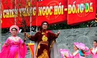 Ho Chi Minh Stadt feiert 228. Jahrestag des Sieges Ngoc Hoi-Dong Da