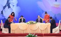 Laotische Presse schätzt Erfolge der 39. Sitzung der Regierungskommission Vietnams und Laos