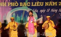 Eröffnung des Don Ca Tai Tu-Festivals