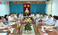 Premierminister Nguyen Xuan Phuc besucht An Giang