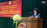Vietnam-Indien-Beziehungen: Grundlage des politischen Vertrauens