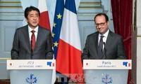 Frankreich und Japan unterstützen freie Seefahrt in Asien-Pazifik
