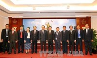 Ho-Chi-Minh-Stadt und Xiengkhuang verstärken Zusammenarbeit im Bibliotheks- und Museumswesen