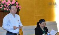 Ständiger Parlamentsausschuss äußert Meinungen zum Gesetz zur Nutzung staatlichen Vermögens