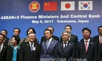 ASEAN+3 einigt sich bei Finanz- und Handelszusammenarbeit