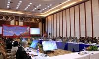 Vietnam nimmt an hochrangiger Konferenz über transnationale Kriminalität teil