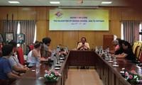 Förderung des Austauschs der Völker Vietnams und der USA