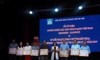 Viele Aktivitäten zum 92. Jahrestag der vietnamesischen revolutionären Presse
