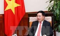 Vertiefung der umfassenden strategischen Partnerschaft zwischen Vietnam und Indien