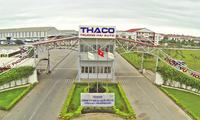 Automobil-Unternehmen Thaco Truong Hai Chu Lai