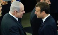 Frankreichs Präsident ruft zur Wiederherstellung der Nahost-Friedensgespräche auf