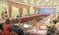 Internationales Seminar über Ostmeer in Russland