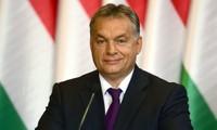 Ungarns Premierminister beginnt seinen Vietnambesuch