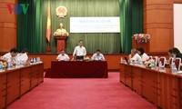 APEC-Finanzministerkonferenz wird von 19. bis 21. Oktober in Hoi An stattfinden