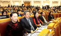 Beiträge zur IPU und zur Beziehung zwischen Vietnam und Kasachstan