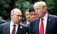 Putin und Trump führen Telefongespräch über aktuelle Probleme der Welt