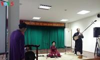 Vorstellung des Cua Dinh-Gesang im Ca Tru