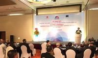 Projekt EU-MUTRAP hilft Vietnam bei Integration in den Welthandel