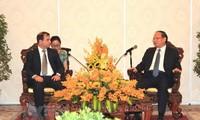 Spitze von Ho Chi Minh Stadt empfängt Vorsitzenden des Kubanischen Instituts für Völkerfreundschaft