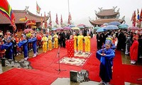 Auftakt des Festes des Tempels der Hung-Könige 2018