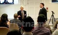 东海问题研讨会在美国举行  强调要以和平方式解决争端