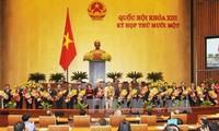 越南国会代表和选民深信新政府将是活跃高效的政府