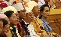 缅甸全国民主联盟不排除就新宪法举行全民公投的可能