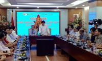 越共中央宣教部部长武文赏向各家新闻媒体致以新闻节祝贺