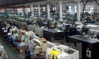 今年头8个月越南工业生产指数同比增长近7%