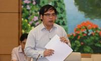 越南国会常务委员会向《中小企业扶持法(草案)》提供意见