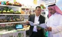 33 doanh nghiệp Việt quảng bá nông nghiệp xanh tại hội chợ Gulfood, Dubai