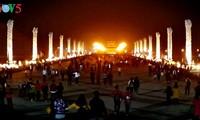 Lung Linh đêm hội Hoa Đăng Tây Thiên – Tam Đảo 2017