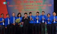 Toàn cảnh Đại hội đại biểu Đoàn TNCS Hồ Chí Minh Đài TNVN lần thứ VII