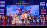 Toàn cảnh đêm chung kết ASEAN+3 Song Contest 2017